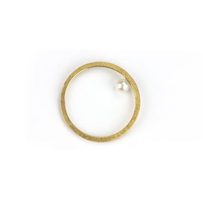 Rings Ring Gold 18ct